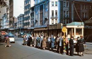 botany tram